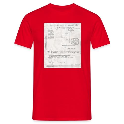 mottor scheme - Camiseta hombre