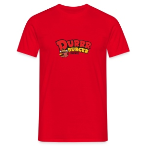 Fortnite Durrr Burger - Men's T-Shirt