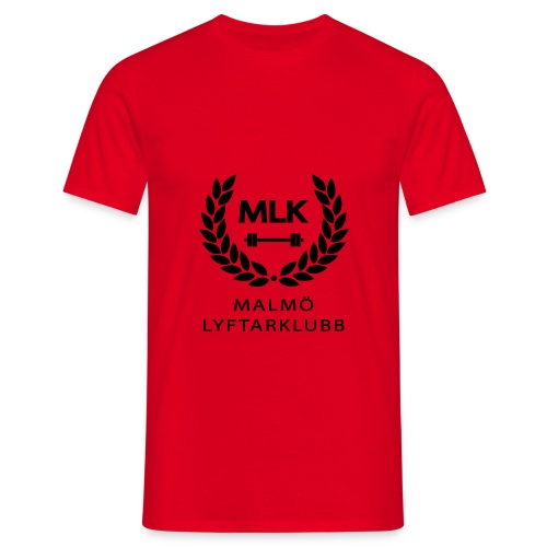 TshirtSvart - T-shirt herr
