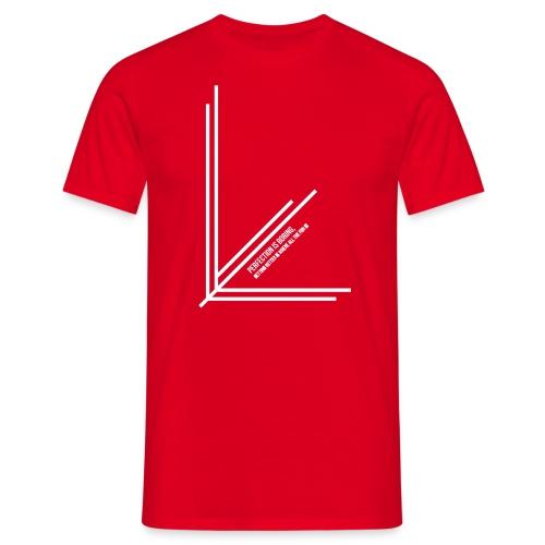 Perfection_Black - Mannen T-shirt