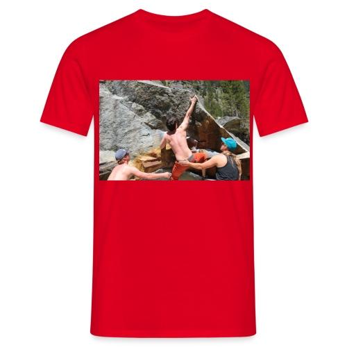 Klettern - Männer T-Shirt