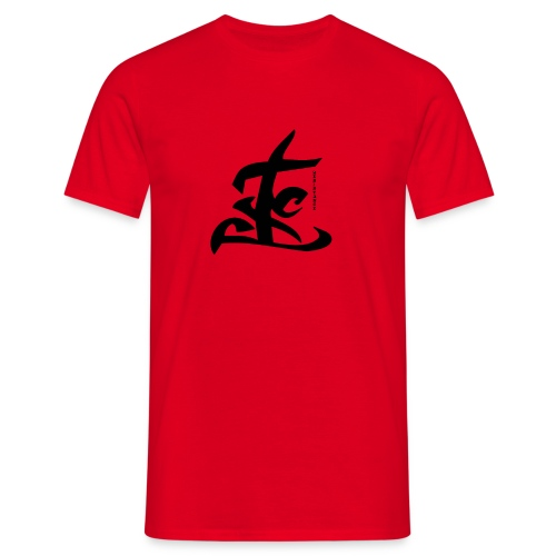 resistencia TEKST - Mannen T-shirt