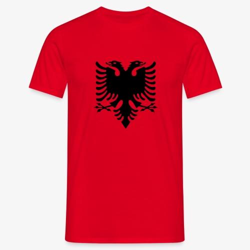 Shqiponja - das Wappen Albaniens - Männer T-Shirt