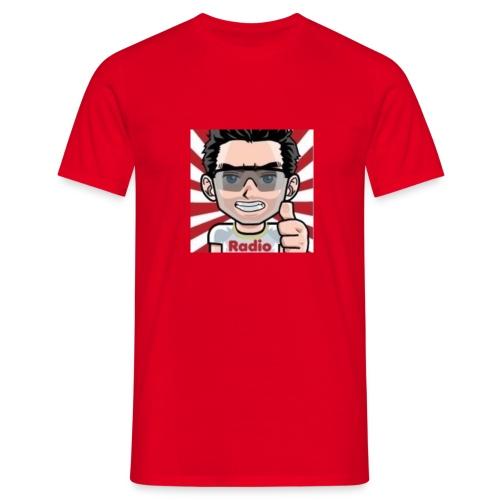 RadioLive - T-shirt Homme