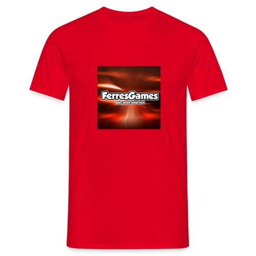 FerresGames PET - Mannen T-shirt