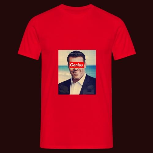 Tony robins - T-shirt Homme