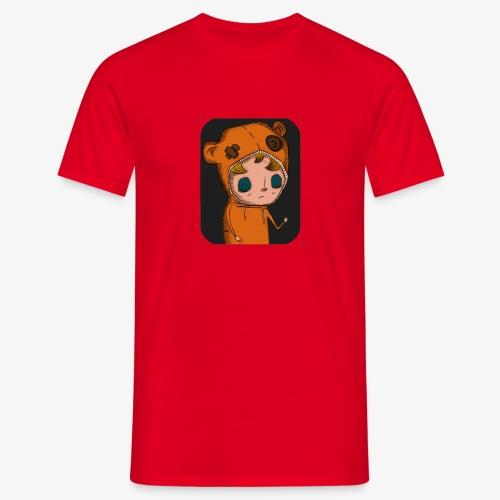 KOZY PILL - (Dotted) - Men's T-Shirt