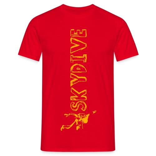 Skydive Sketchbook II - Männer T-Shirt