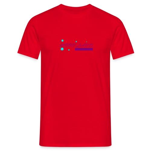 Moon land - Camiseta hombre