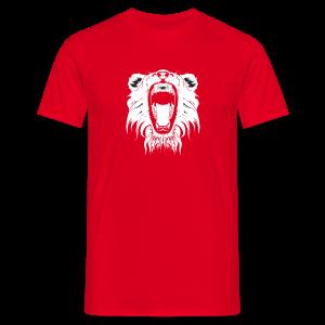 Lion Collection - T-skjorte for menn