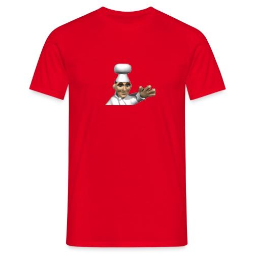Chef - Men's T-Shirt
