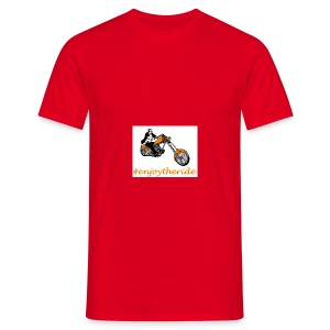enjoytheride - T-shirt Homme