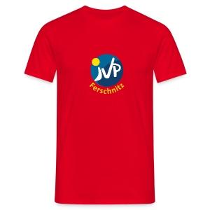 JVP Logo 1 Rund - Männer T-Shirt
