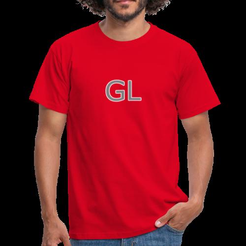 GLText - Herre-T-shirt
