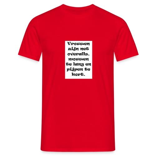 yolo 3 - Mannen T-shirt