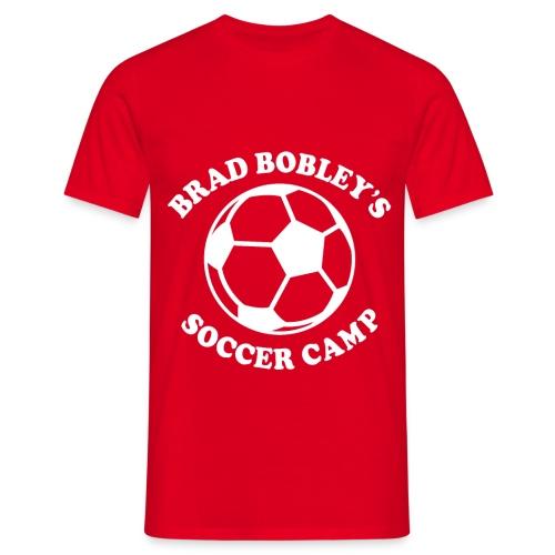 Soccer Camp Logo No Initial - Men's T-Shirt