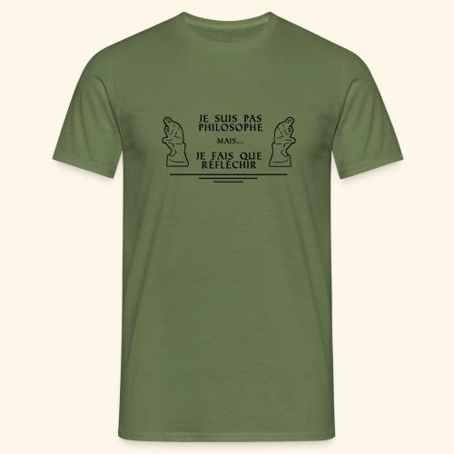 Le Penseur - T-shirt Homme