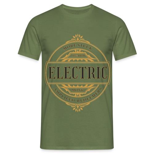 ELECTRIC MONK - Männer T-Shirt