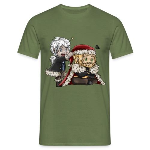 Noël en Famille - T-shirt Homme