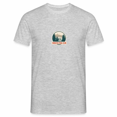 Tawastia Trail Logo - Miesten t-paita