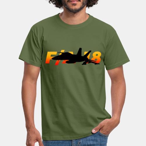 F/A-18 Super Hornet | F 18 | F18 | F/A18 | Hornet - Men's T-Shirt