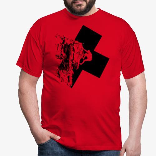 Rock climbing - Men's T-Shirt