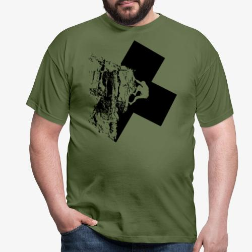Escalada en roca - Men's T-Shirt