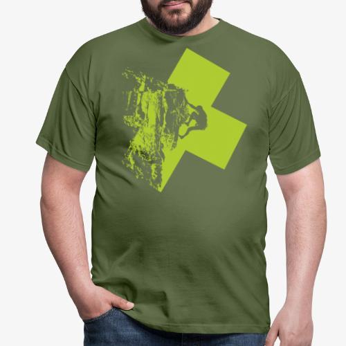 Climbing - Men's T-Shirt