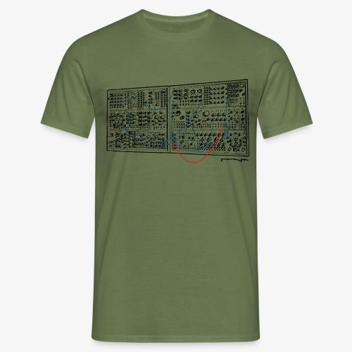 Modular Wires Light - Men's T-Shirt