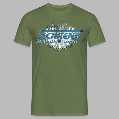 SCHRENK USEDTOOLZ 20 (40° verkehrt waschen) - Männer T-Shirt
