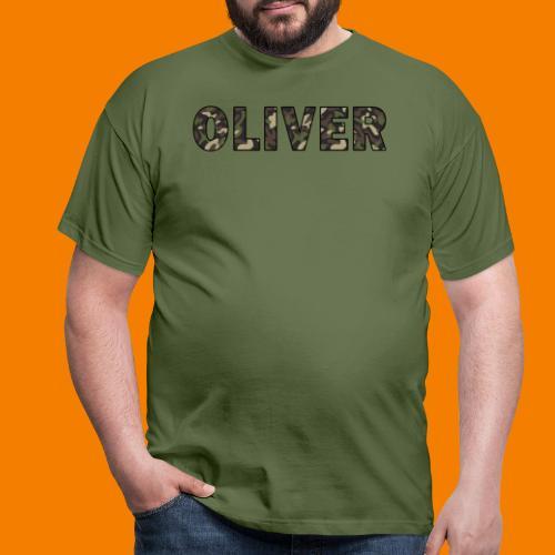 Oliver - T-shirt herr