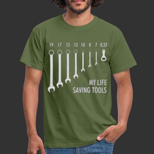 Viktiga verktyg - T-shirt herr