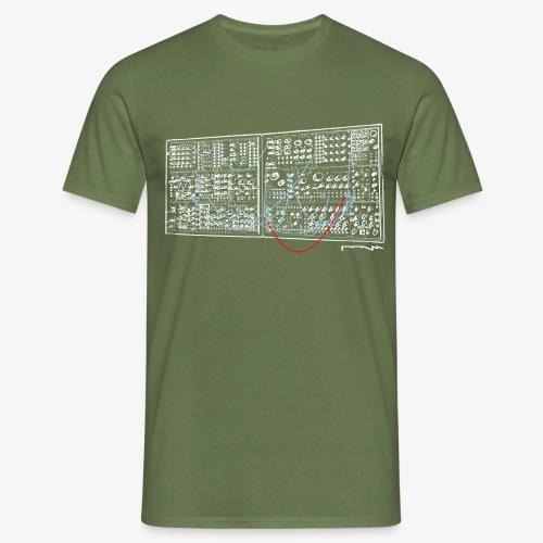 Modular T Shirt Dark - Men's T-Shirt