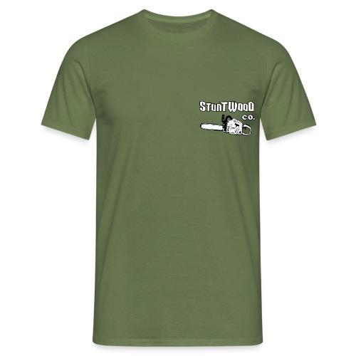 Chainsaw - Männer T-Shirt