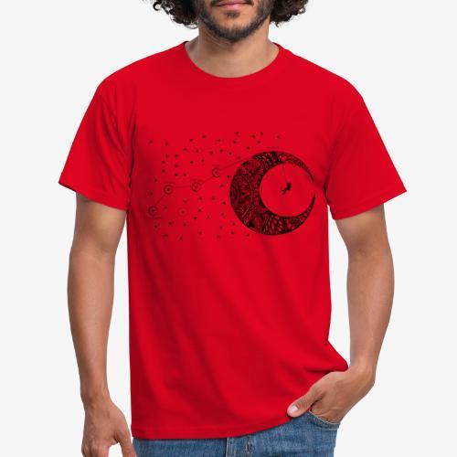 Dream your routes - Men's T-Shirt