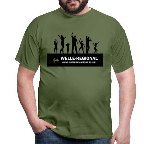 Welle Party - Männer T-Shirt