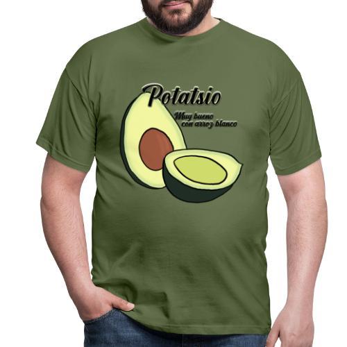 Potatsio - Camiseta hombre