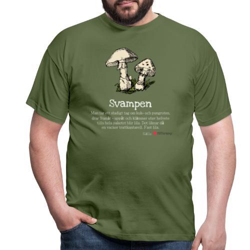 Svampen - T-shirt herr