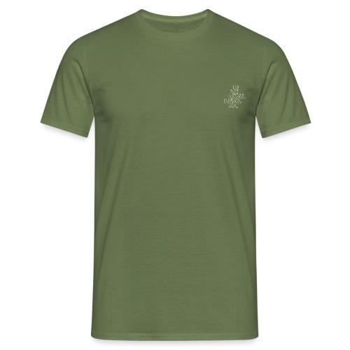 DJEMS. Puzzle - Mannen T-shirt