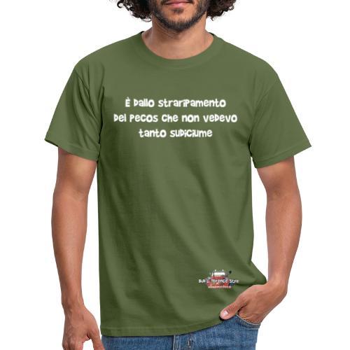 È dallo straripamento del Pecos - Maglietta da uomo