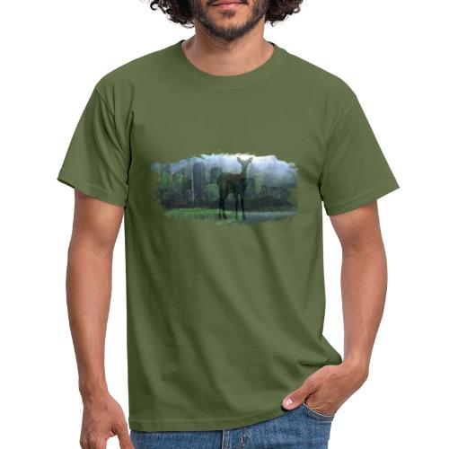 Nature in the City - Men's T-Shirt