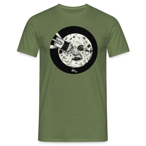 Viaje a la luna (Tributo a George Méliès) - Camiseta hombre