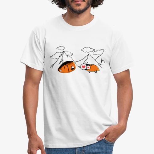Grigri enamorado - Men's T-Shirt