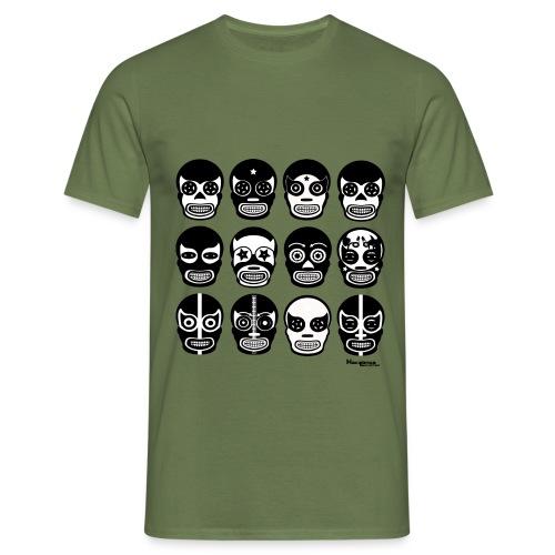 Hacienda lucha - Männer T-Shirt