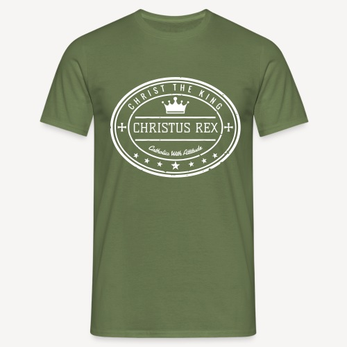 CHRISTUS REX - Men's T-Shirt