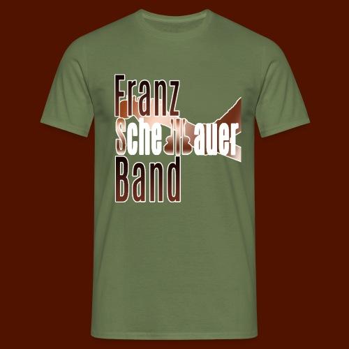FSB logo brown - Men's T-Shirt