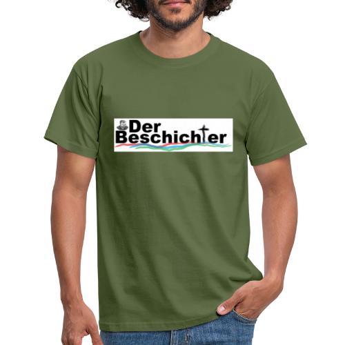Der Beschichter for Insider - Männer T-Shirt