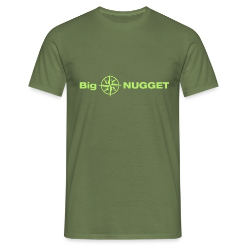 Big Nugget Nachbau - Männer T-Shirt