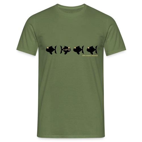 Fish'nHips - Herre-T-shirt