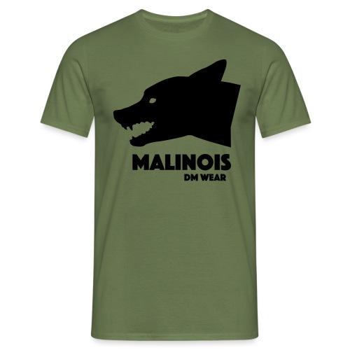 DM Wear Malinois - Men's T-Shirt